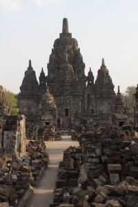 the Sewa temple
