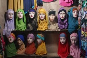 head fashion in the market