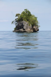 one of the Togian Islands (one of the smaller ones) - no wonder Indonesia has over 17,000 islands!