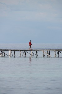 the same jetty at the best of times