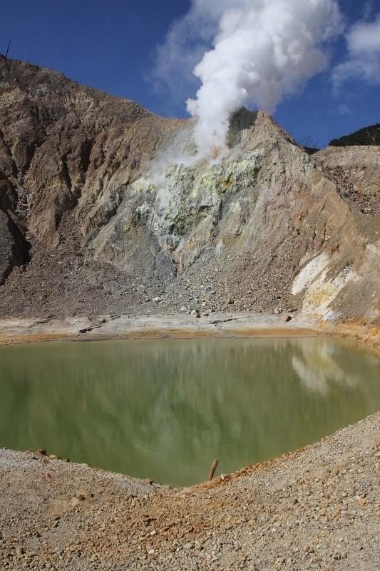 Papandayan Volcano