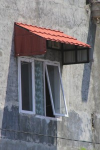 window in Pare Pare