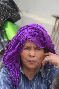 market woman in Mamasa