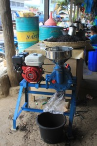 coffee grounding machine, for those in need of filter coffee
