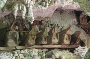 more coffins, and more tau tau