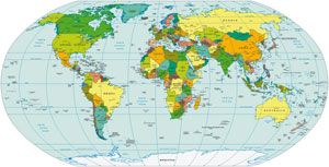 TCC's Worldmap