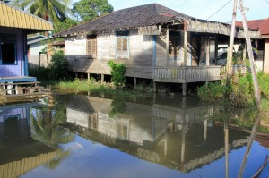 more inundations in Tering Lama