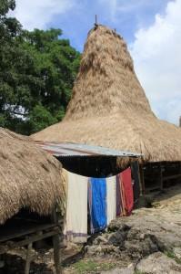 kampung house around Waitabubak