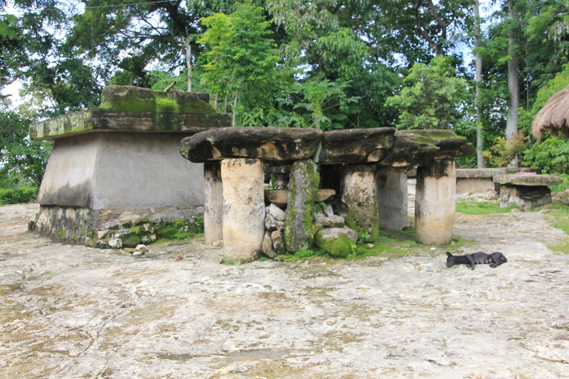 impressively big tombs