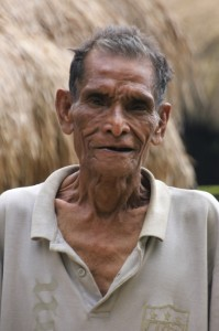 one of the men of the village