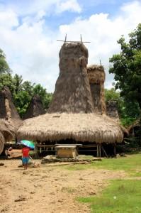 Motodawu village
