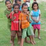 the youngest inhabitants of Waruwora