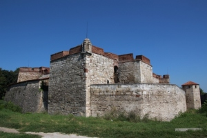 fortress Bada Vida, a real castle in Vidin