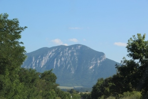 impressive Balkan mountain, probably Vracanska Planina