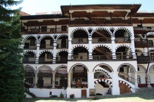 Rila Monastery, monk's accomodation