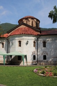 Bachkovo Monastery church