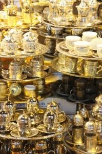 tea and coffee cups, Grand Bazaar