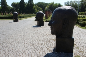 heads of European heads, most unknown to me