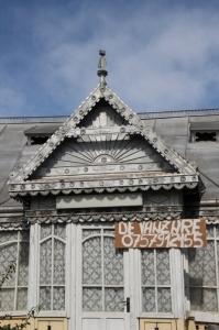 metal-roofed house for sale outside Suceava, Bucovina