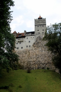 view of Bran Castle