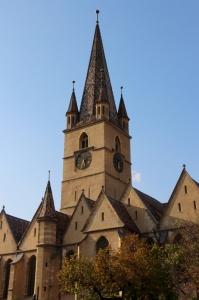 Evangelical Basilica in Sibiu