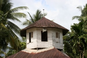 the smallest village will have its own mosque, in conservative Aceh
