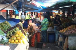 the market itself