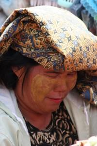 Batak lady