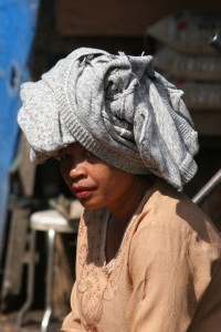 an another market woman
