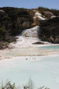 the sulphurous stream