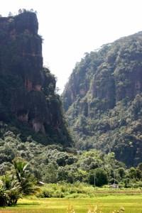 Harau Canyon