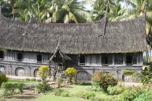 Rumah Tua, or old house, in Balimbing