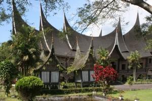 the library of Padangpajang