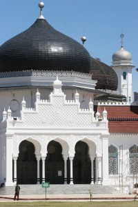 the most impressive building is the Great Mosque