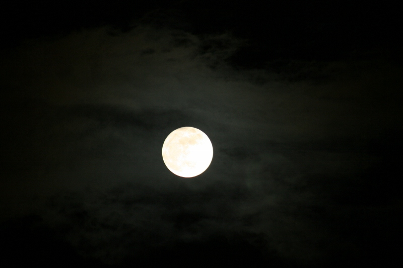 full moon in Aceh