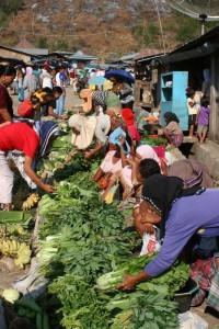 lively Labuanbaju market