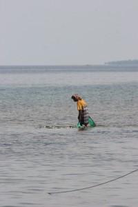 fisherman in Nanggaha