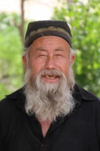 Bukharan man