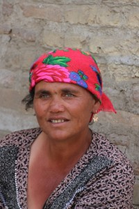 one of the trading ladies