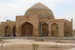the ancient bazaar building