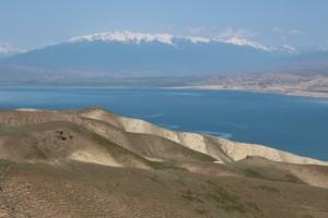 the Togtogul lake