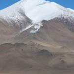 het uitzicht op de Pamir Highway