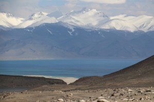 view of Karakul Lake