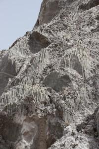 a salt mountain it is