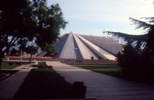 The Enver Hoxha Memorial