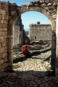 the citadel of the Kruja Castle