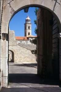another Dubrovnik city gate
