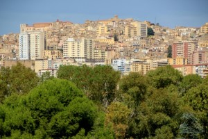the cheap apartment buildings, Agrigento