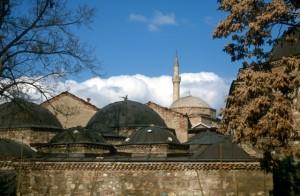 Turkish bath house in Skopje