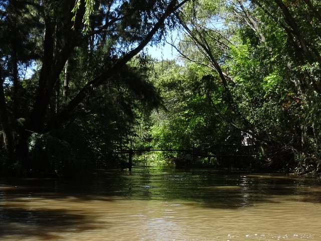 away from the main rivers, privacy rules